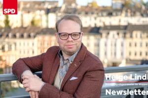 Newsletter Helge Lindh